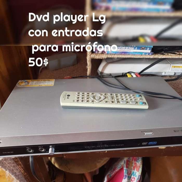 Dvd Player Lg para <strong>karaoke</strong>