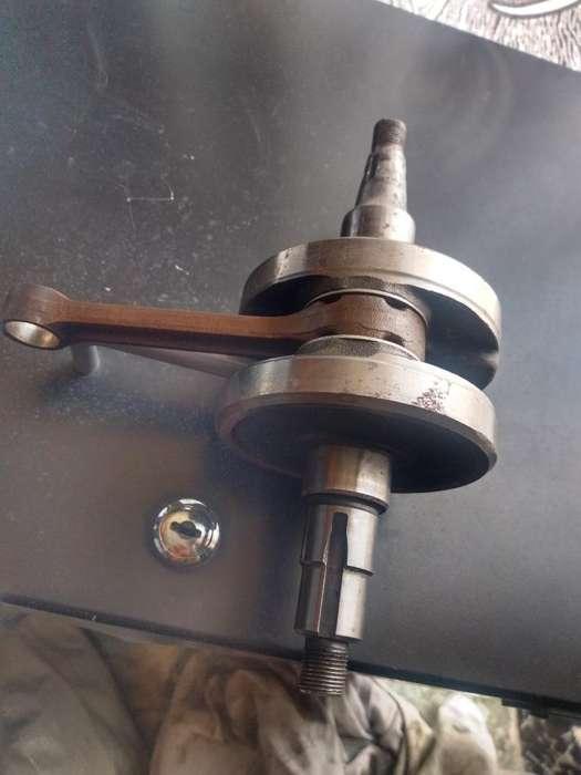 Cigueñal Y Torque de V80