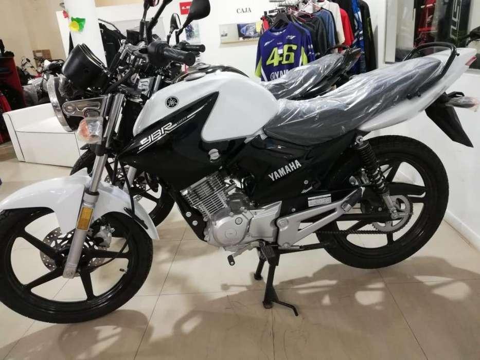 MOTO <strong>yamaha</strong> YBR 125 ED OKM 2019