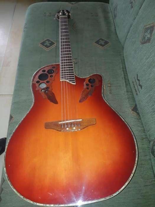 Guitarra Electro acustica Ovation Celebrity CC44 deluxe incluye estuche