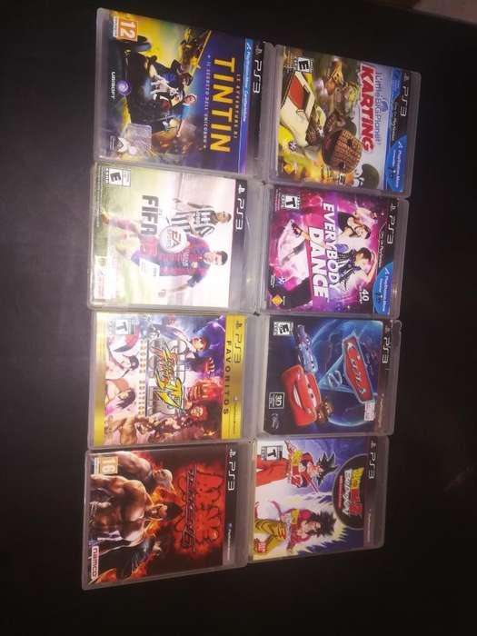 Juegos de Playstation 3 Casi Nuevos