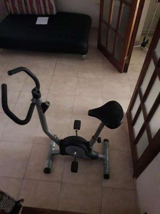 Vendo Bici Y Escalador