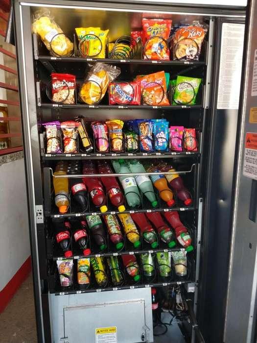 Maquina Dispensadora de Snacks
