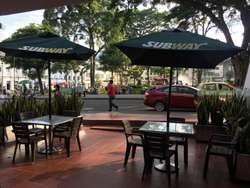 Arriendo local en la Plaza de Bolívar