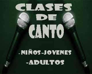 CLASES DE CANTO .. ( vocal coaching )
