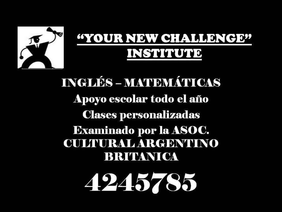inst. de ingles ANEXO Matemáticas