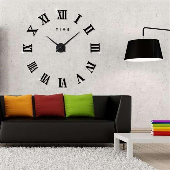 Relojes Decorativos en 3d