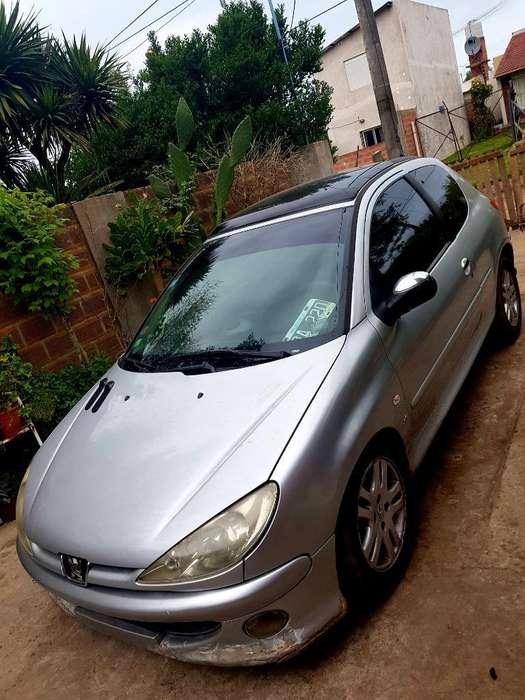 Peugeot 206 2007 - 1800000 km