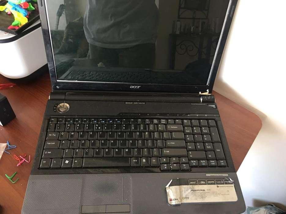 Computadora Acer para Respuestos