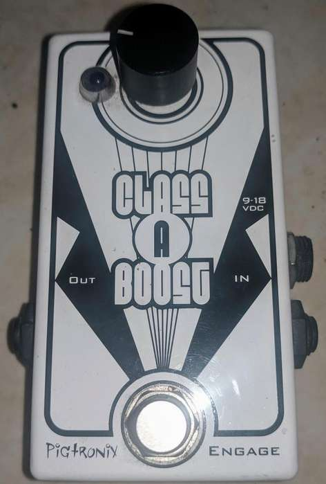 PEDAL BOOSTER PIGTRONIX CLASS A BOOST