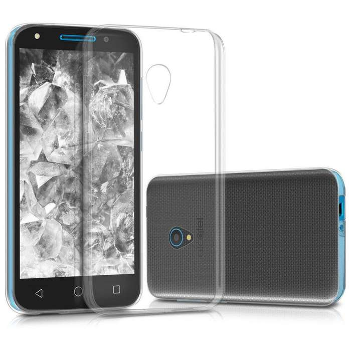 Funda Tpu Transparente Alcatel U5