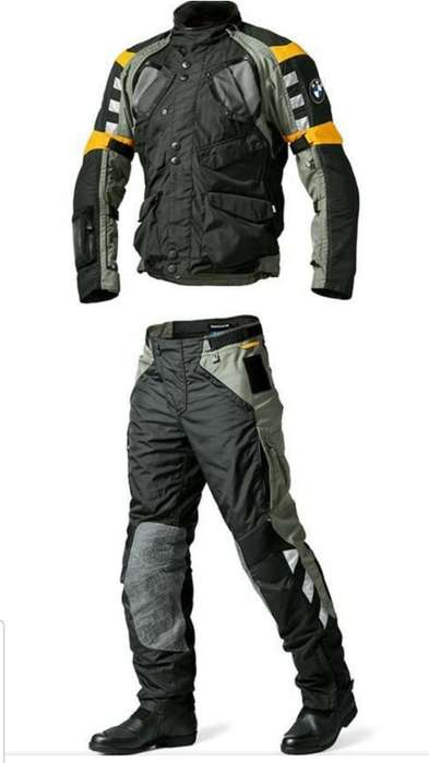 Vendo Jacket Y Pantalon Bmw Rally 3