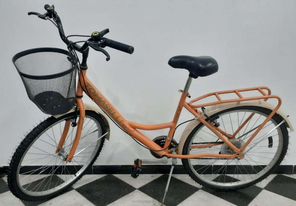 Bicicleta Tomaselli Sky Full Dama