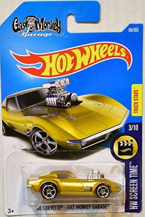 Hot Wheels de Series de Televisión