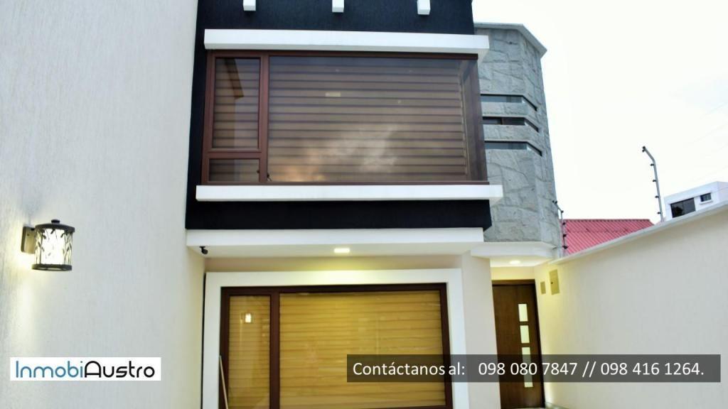 ¡¡Venta de Hermosa Casa con Acabados de Lujo en el sector Don Bosco!!