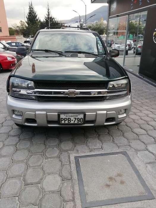Chevrolet Trailblazer 2005 - 157000 km