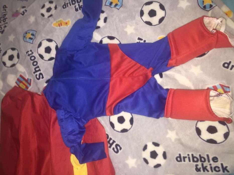 Disfraz Superman Nuevo