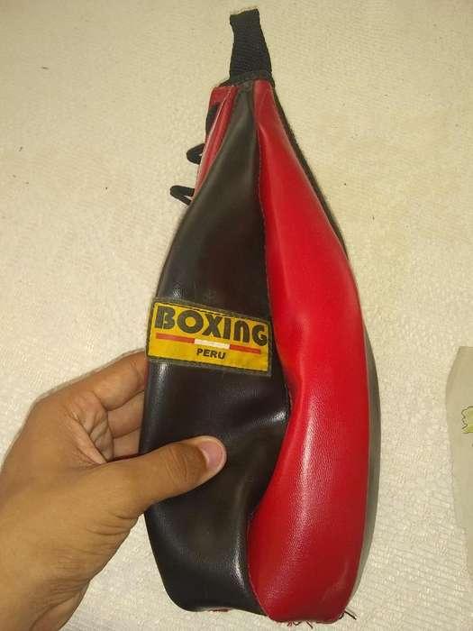 Pera para Boxear