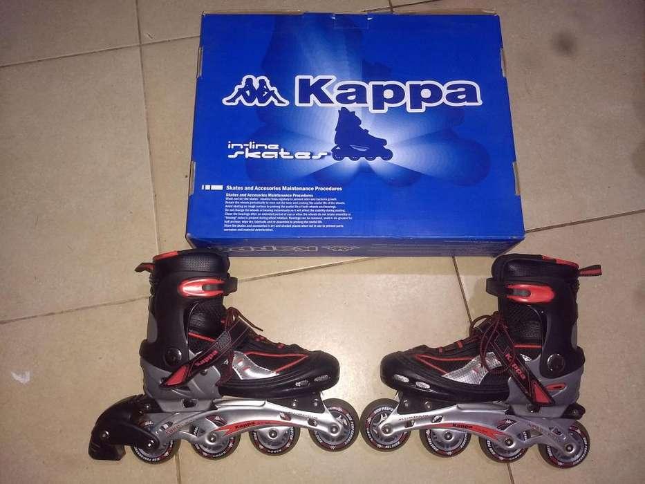 Roller Kappa extensible 38-41