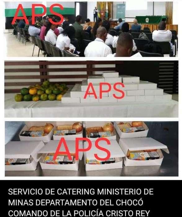 Servicio de Catering Eventos Empresarial
