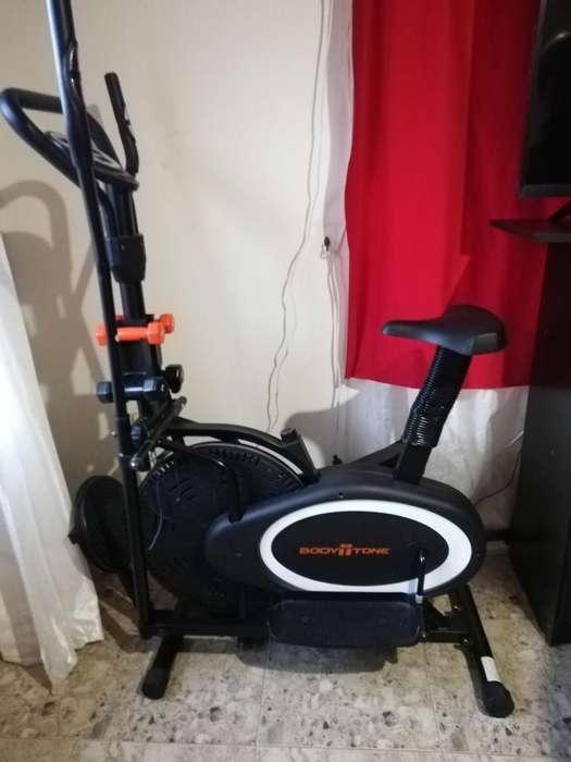 Bicicleta Elíptica Digital