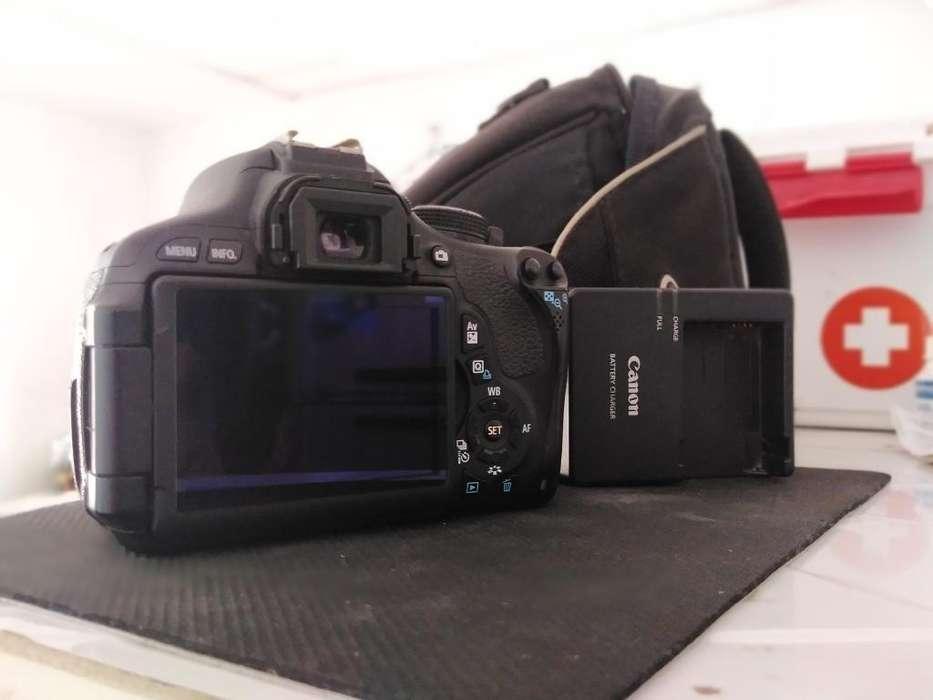T3i Canon Lente 50mm