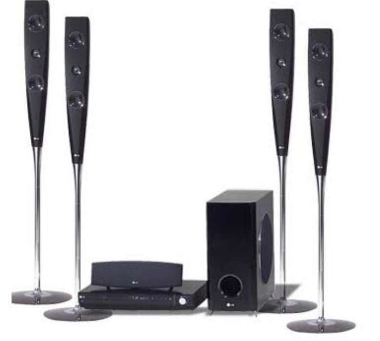 Home Theater Lg Ht762 Dvd 5.1