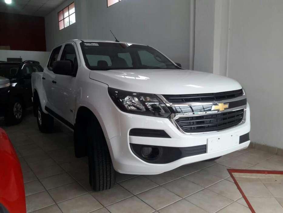 Chevrolet S-10 2018 - 0 km