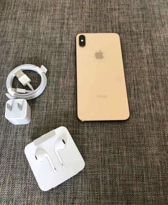 VENDO iPhone Xs Max 64 Gb Gold