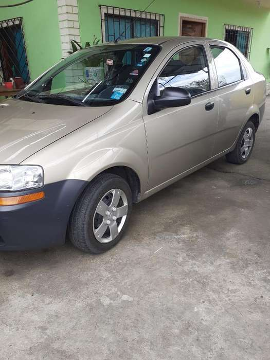 Chevrolet Aveo Family 2011 - 120000 km