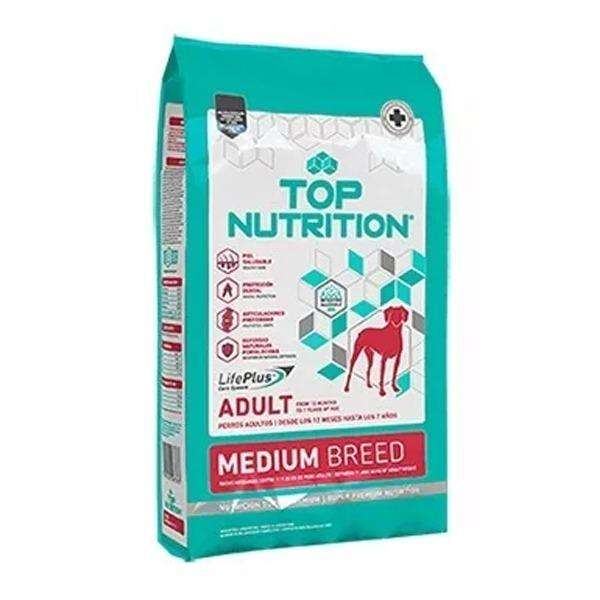 Top Nutrition Adulto Medium x 18kg