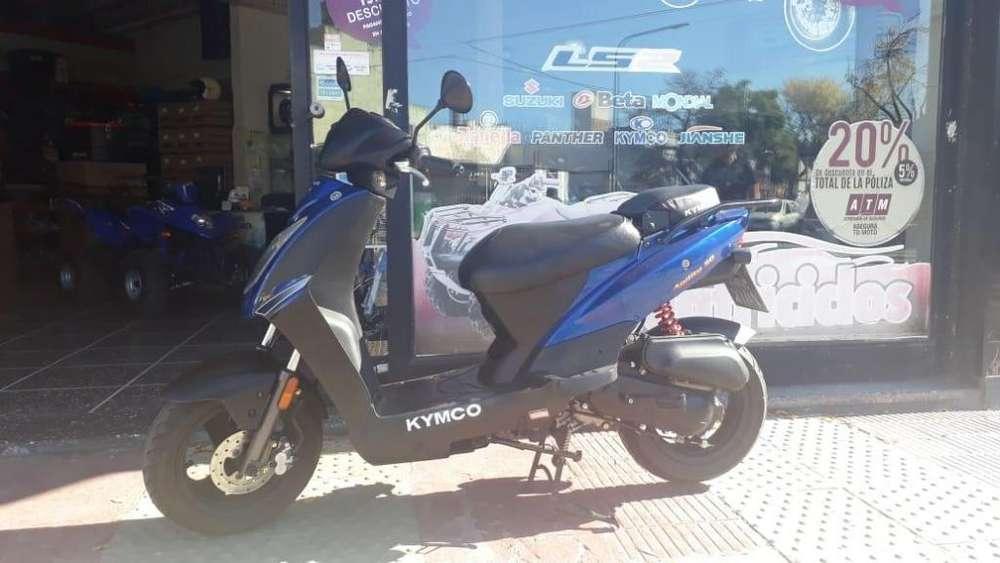 KYMCO AGILITY 50 cc SCOOTER EN OFERTA MOTOPVEGA