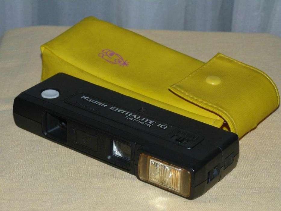 Cámara fotográfica Kodak Ektralite 10