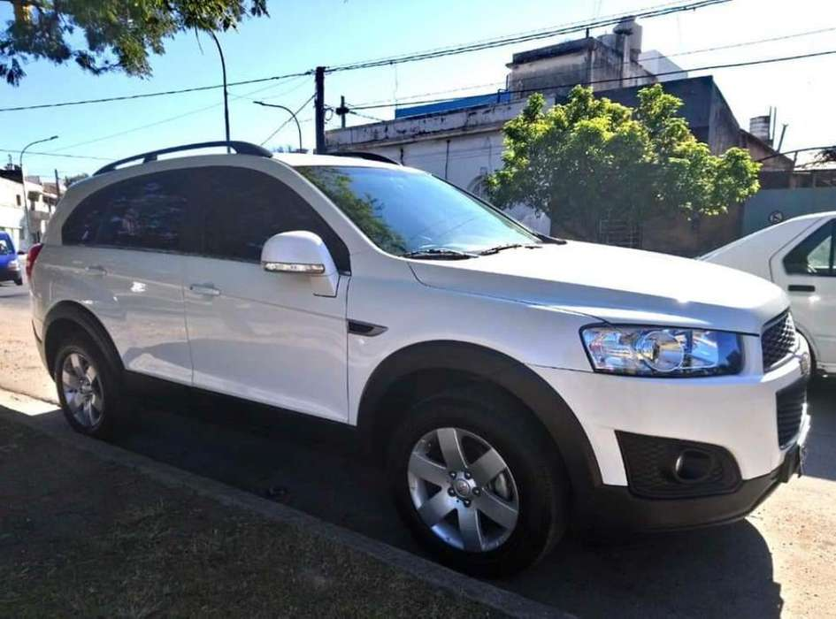 Chevrolet Captiva 2016 - 75000 km