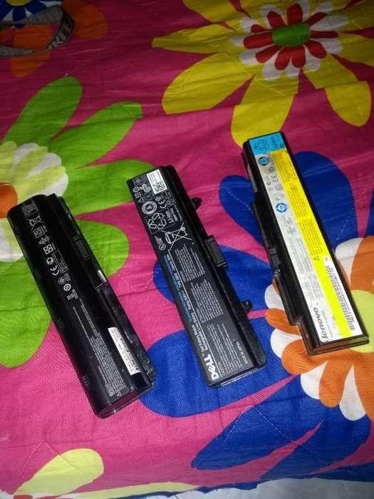 Baterias de Portatil