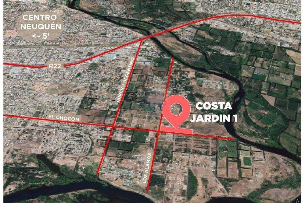 Vende <strong>terreno</strong> COSTA JARDIN 300 m Neuquen