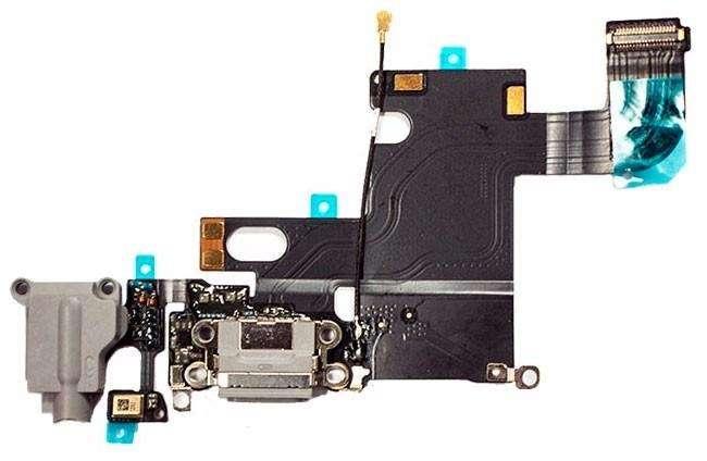 FLEX PIN DE CARGA IPHONE 6 Y 6S