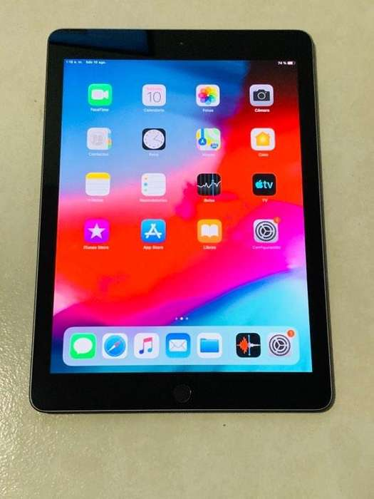 IPAD 6TH GENERACION DE 32GB GRAY SPACE