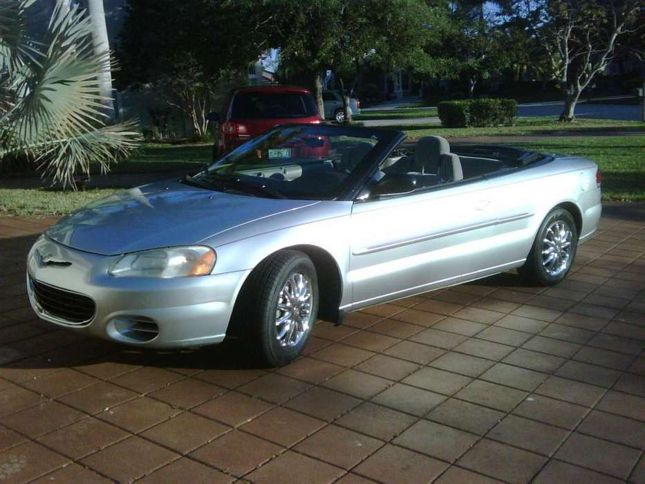 Chrysler Sebring 2003 - 110000 km