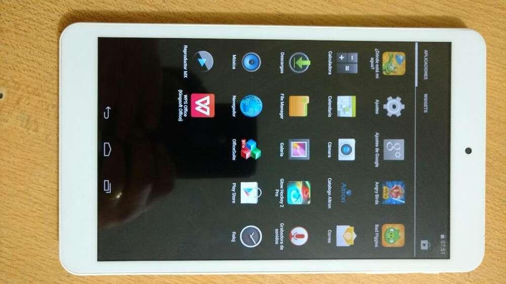 Tablet 8 Altron Intel Dual Sistema