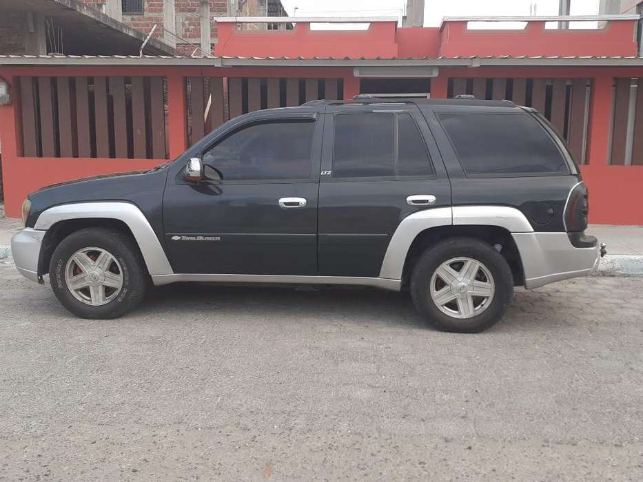 Chevrolet Trailblazer 2004 - 166000 km