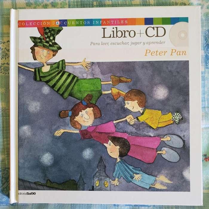 Libro Cd Peter Pan