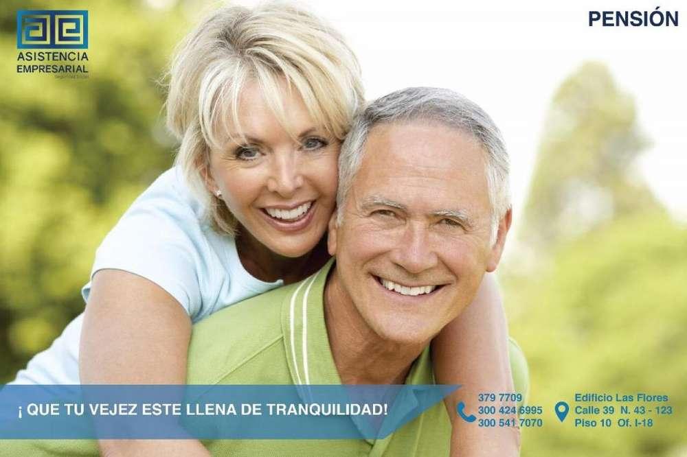 Especialización en Seguridad Social Confía en nuestra experiencia 300 541 7070