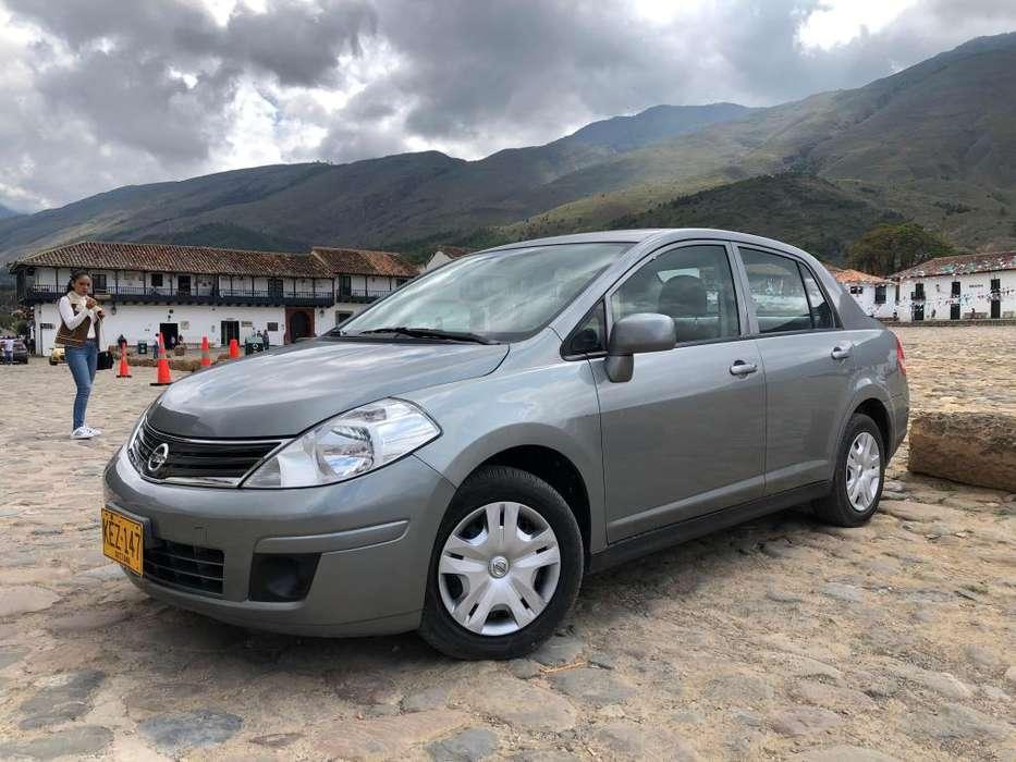 Nissan Tiida 2013 - 82000 km