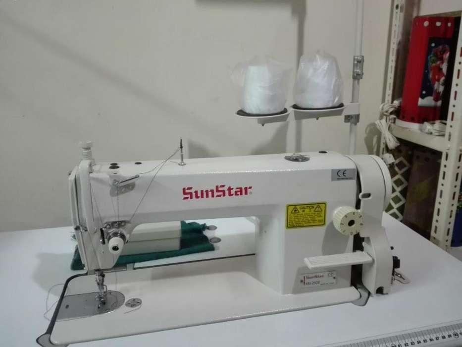 Máquina de Coser Recta Marca Sunstar