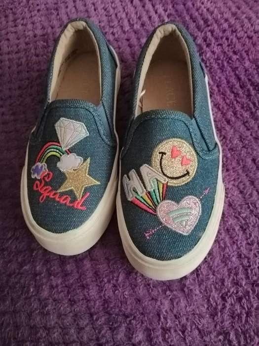 Zapatos Place Talla 11 de Niña
