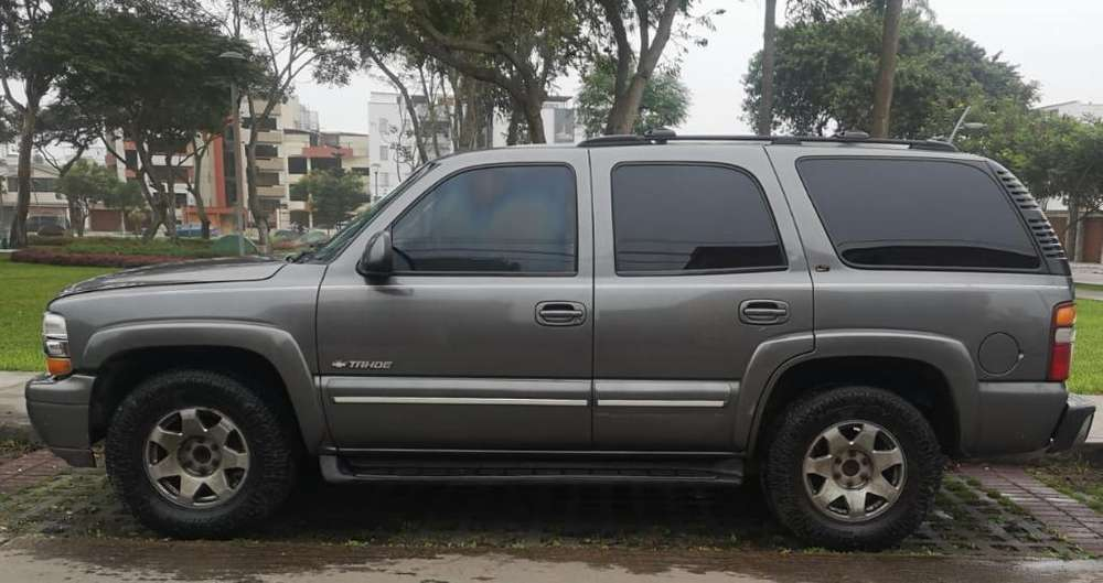 <strong>chevrolet</strong> Tahoe 2002 - 80000 km