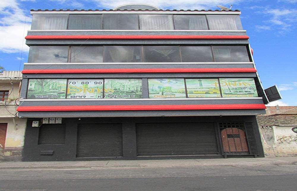 Venta de Edificio en el Centro de Riobamba, Chimborazo.