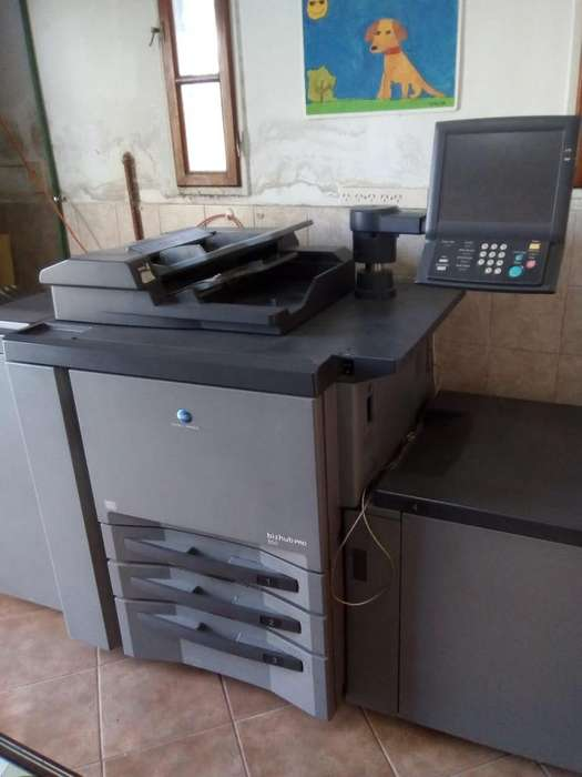 Fotocopiadora impresora de alto volumen