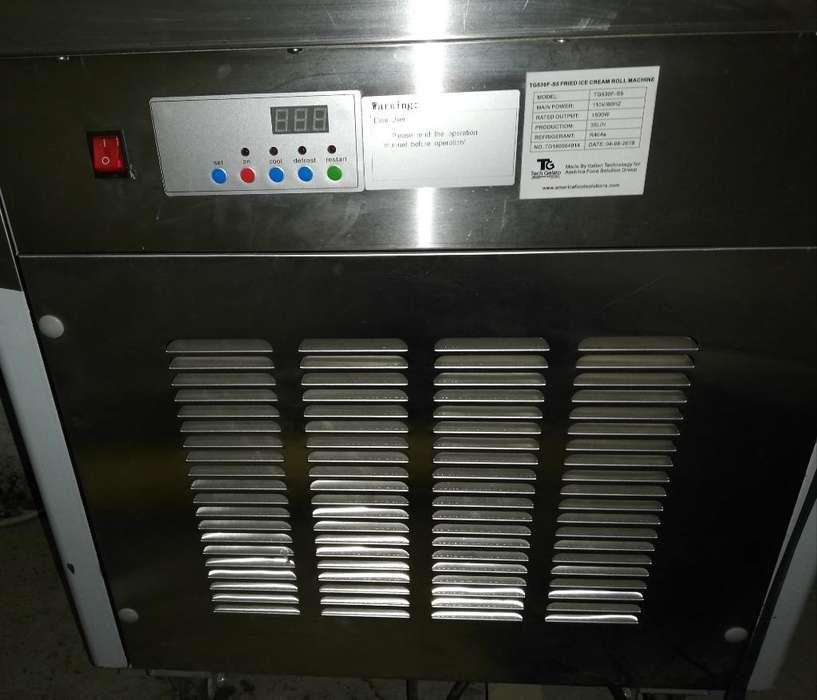 Maquina de Helado Frito